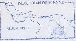 * JEAN DE VIENNE (1984/....) * 54710