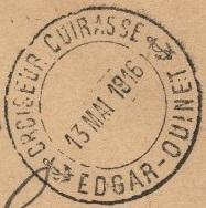 EDGAR QUINET (CROISEUR CUIRASSE) 584_0010