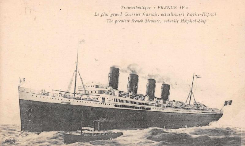 * FRANCE IV (1915/1918) * 641_0010