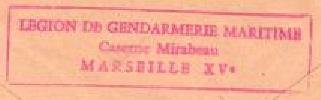 * MARSEILLE * 67-0510