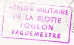 * TOULON * 70-1210