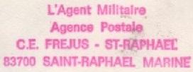 * FREJUS - SAINT-RAPHAËL * 74-10_10