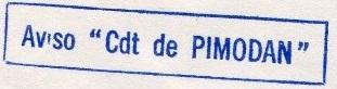 * COMMANDANT DE PIMODAN (1978/2000) * 80-09_10