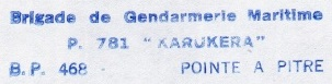 * POINTE-A-PITRE * 81-0711