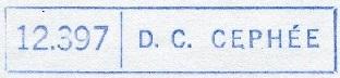 * CÉPHÉE (1956/1988) * 83-0510