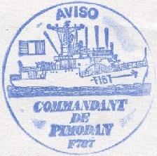 * COMMANDANT DE PIMODAN (1978/2000) * 85-02_10