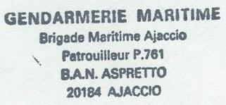 * AJACCIO * 90-01110