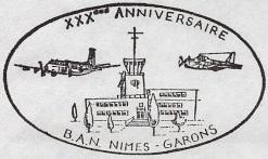 * NIMES-GARONS * 91-0610