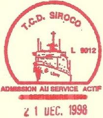 * SIROCO (1998/2015) * 98-1210
