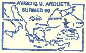 * QUARTIER-MAÎTRE ANQUETIL (1979/2000) * 99-0910