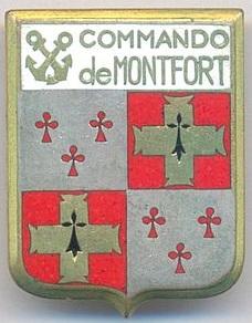 * COMMANDO DE MONTFORT * Ins_cd10