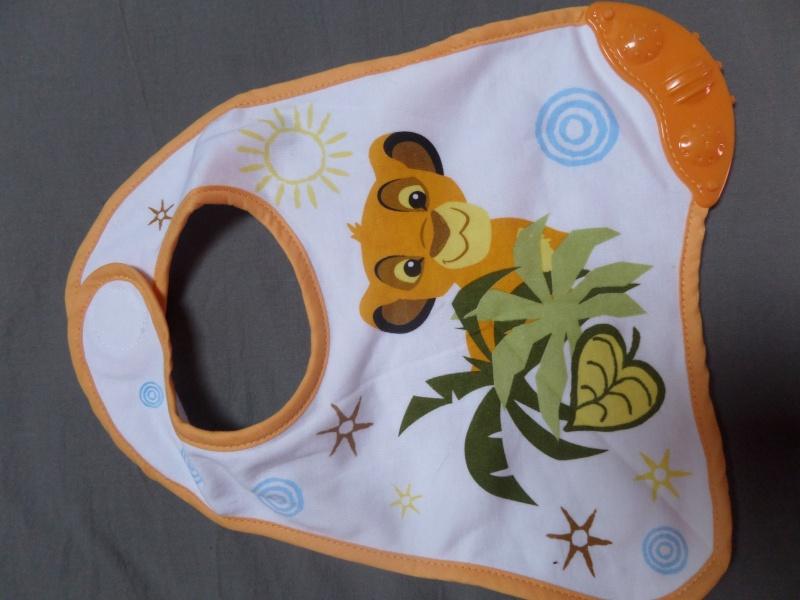 Arrivée de bébé dans le monde de Disney (déco chambre, faire part, idées baptême, vêtements ...) Sam_0620
