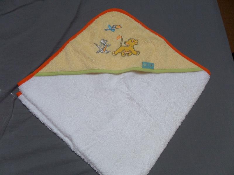 Arrivée de bébé dans le monde de Disney (déco chambre, faire part, idées baptême, vêtements ...) Sam_0621
