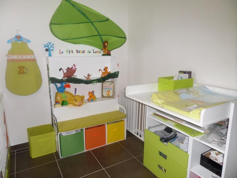 Arrivée de bébé dans le monde de Disney (déco chambre, faire part, idées baptême, vêtements ...) Sam_0713