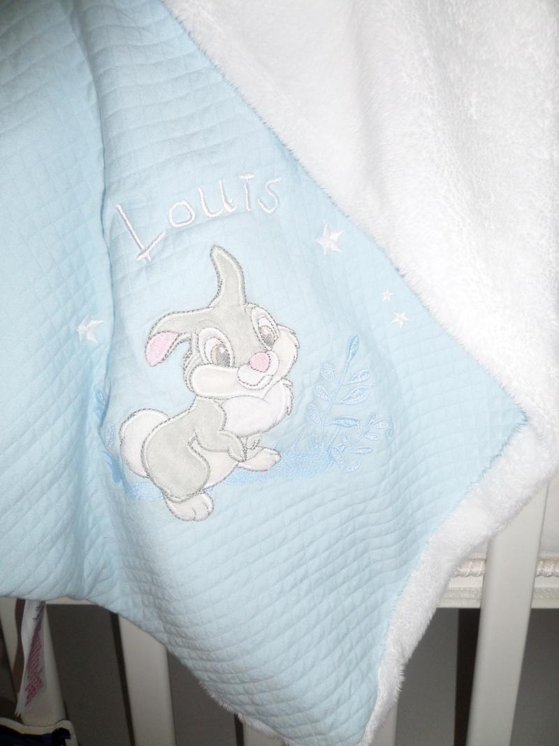 Arrivée de bébé dans le monde de Disney (déco chambre, faire part, idées baptême, vêtements ...) - Page 2 Sam_0720