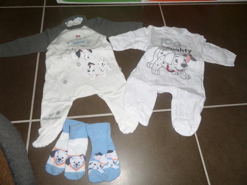 Arrivée de bébé dans le monde de Disney (déco chambre, faire part, idées baptême, vêtements ...) - Page 2 Sam_0723