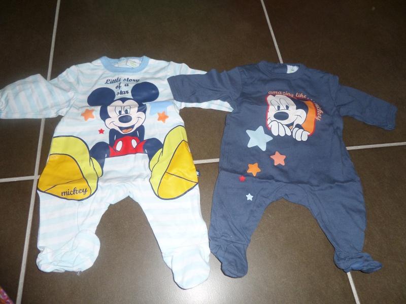 Arrivée de bébé dans le monde de Disney (déco chambre, faire part, idées baptême, vêtements ...) - Page 2 Sam_0726