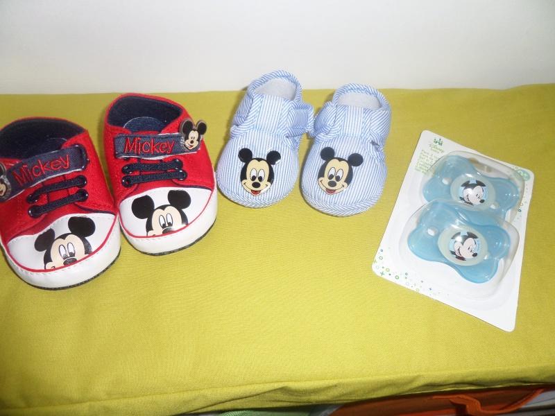 Arrivée de bébé dans le monde de Disney (déco chambre, faire part, idées baptême, vêtements ...) - Page 2 Sam_0729