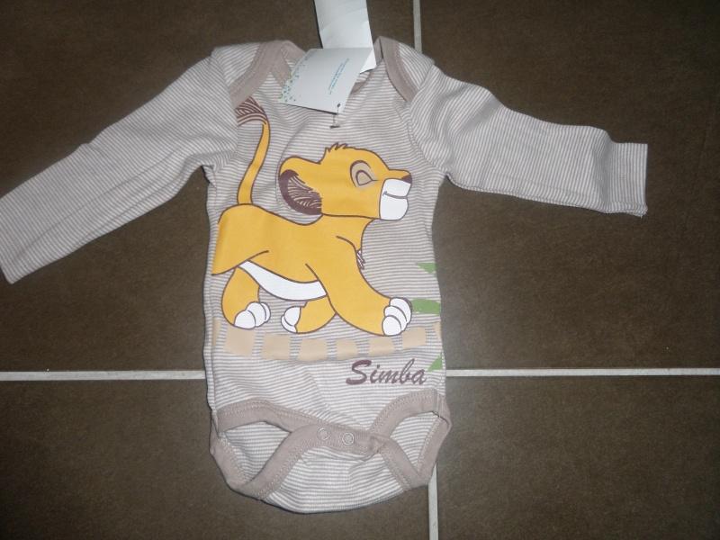 Arrivée de bébé dans le monde de Disney (déco chambre, faire part, idées baptême, vêtements ...) - Page 2 Sam_0730