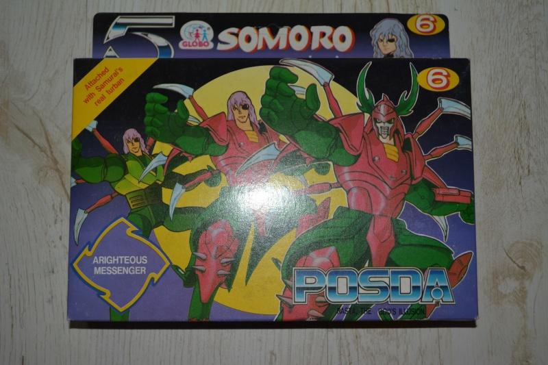 Somoro Bootlegs Cinque Samurai edizione Globo Dsc_0017