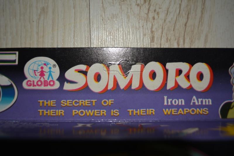Somoro Bootlegs Cinque Samurai edizione Globo Dsc_0018
