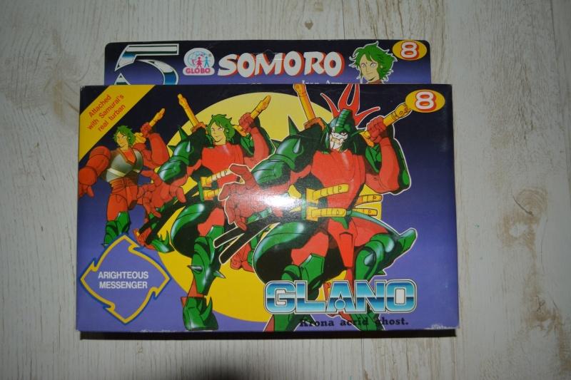 Somoro Bootlegs Cinque Samurai edizione Globo Dsc_0021