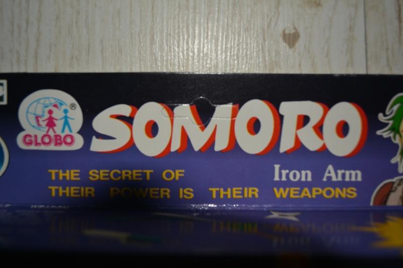Somoro Bootlegs Cinque Samurai edizione Globo Dsc_0022