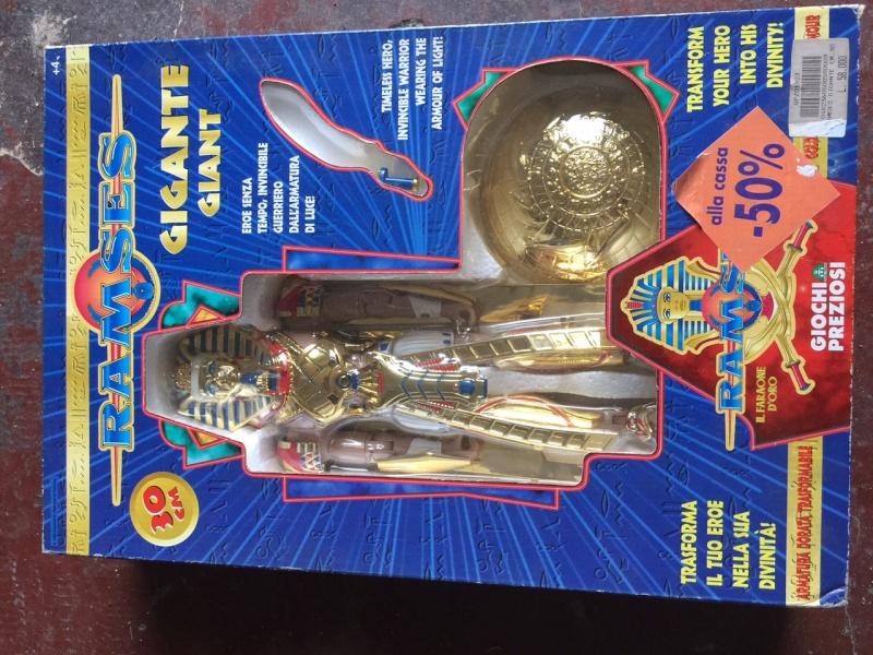 Ramses Il Faraone d'Oro Giochi Preziosi + omaggio Img_0510