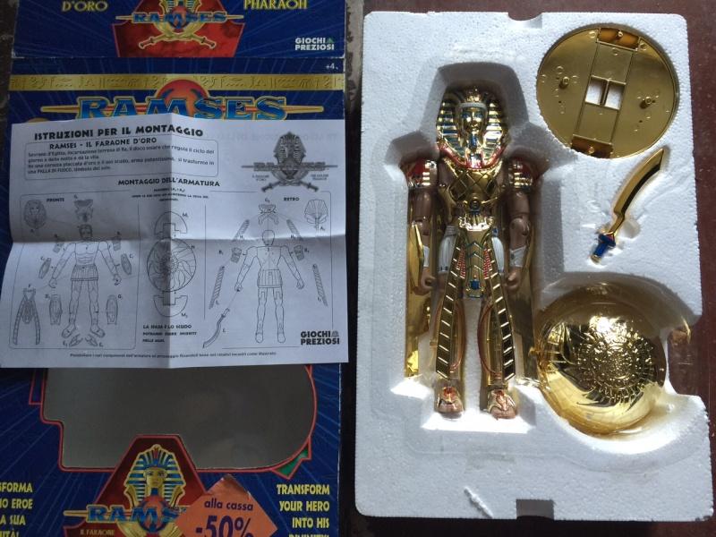 Ramses Il Faraone d'Oro Giochi Preziosi + omaggio Img_0512