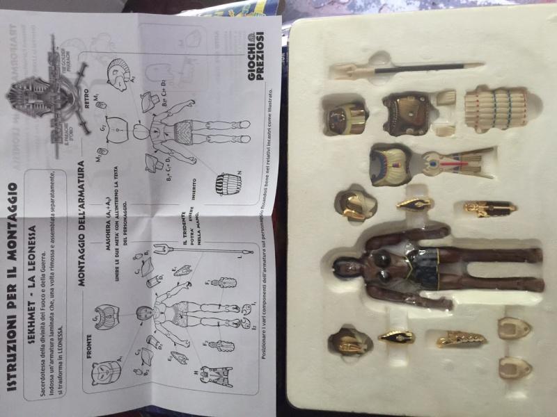 Ramses Il Faraone d'Oro Giochi Preziosi + omaggio Img_0515