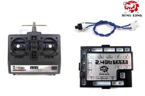 Heng Long 2.4Ghz Version 1 radio/MFU for sale Heng_l10