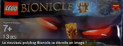 [Produit] Le nouveau polybag Bionicle se dévoile ! Banniy21