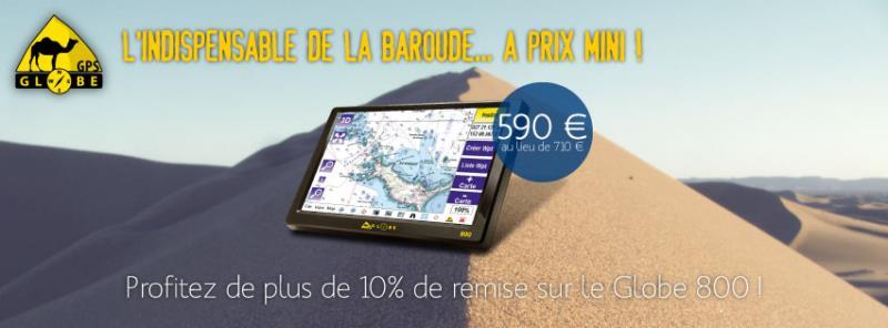 GPS GLOBE : concepteur français de GPS et cartographie  Banier10