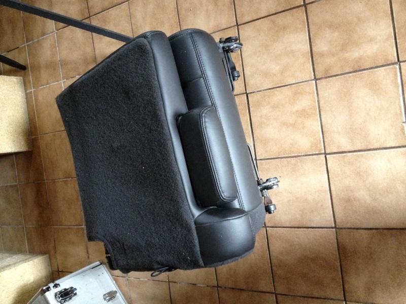 siège troisième ranger hummer H2 noir 2006 neuf Img_0910