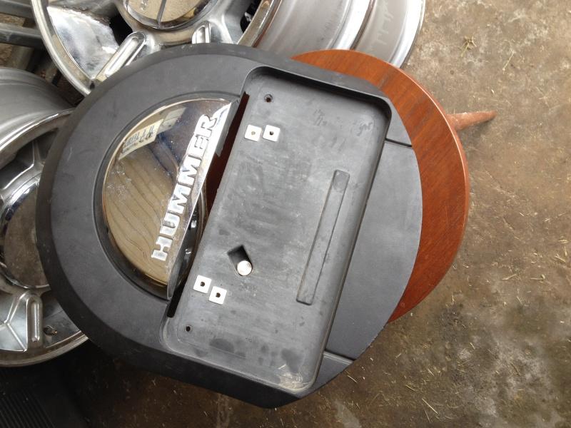 roue - support de plaque pour porte roue arrière  Img_0913