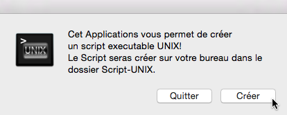 UNIX Script Éditeur.app 115