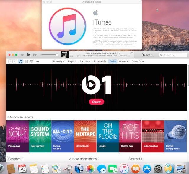 OS X 10.10.4 est sortie 9910