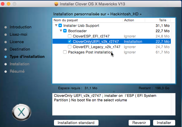 "Macbook 13"" Fin 2008 Problème d'installation OS X Tt10"