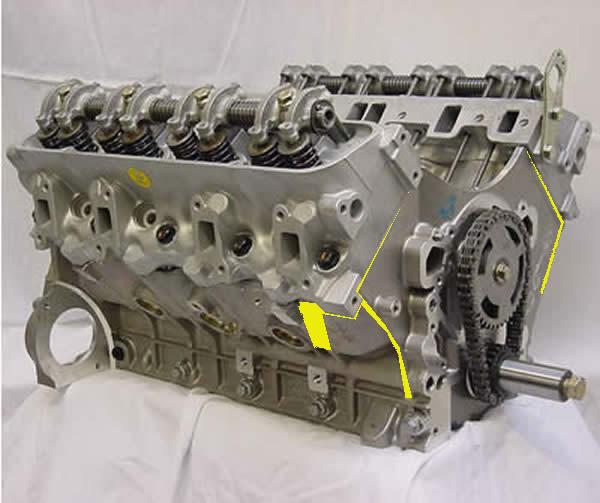 fuite d'huile...remplacement joint d'étanchéité - Couvercle avant (chaîne de distribution) V8 4.6 à partir AM99 - Page 2 V8_eng11