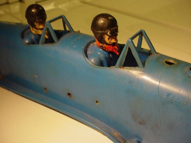 Adopted! The Orphaned Pilot's Club...Free for Postage to A Good Home: PT-19 Pilots Pt19-o10
