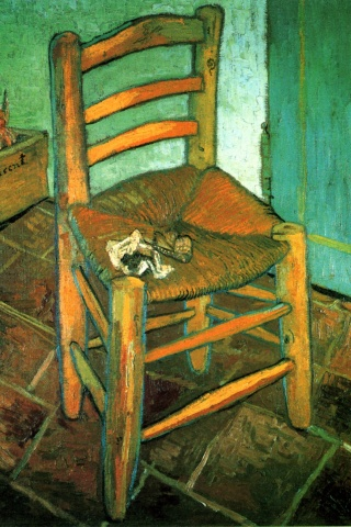 Vincent van Gogh [peintre] - Page 6 Chaise10