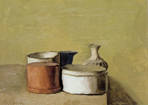 Giorgio Morandi [peintre] - Page 2 Giorgi11