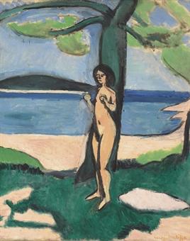 Henri Matisse [peintre] - Page 5 Nu_au_10