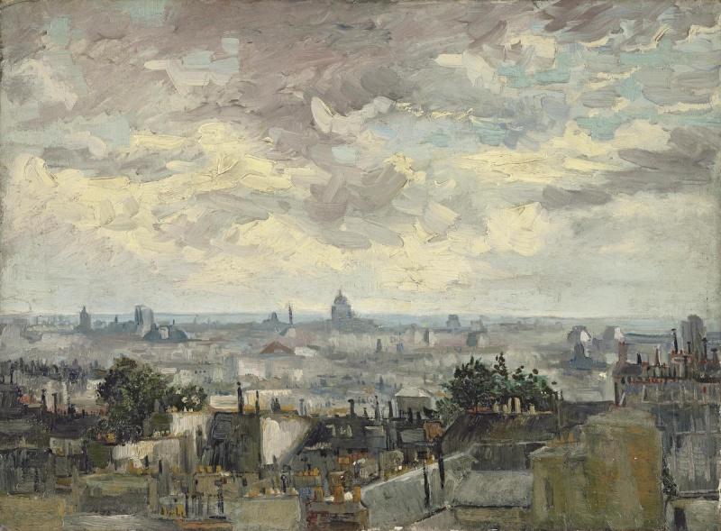 Vincent van Gogh [peintre] - Page 5 Van_go10