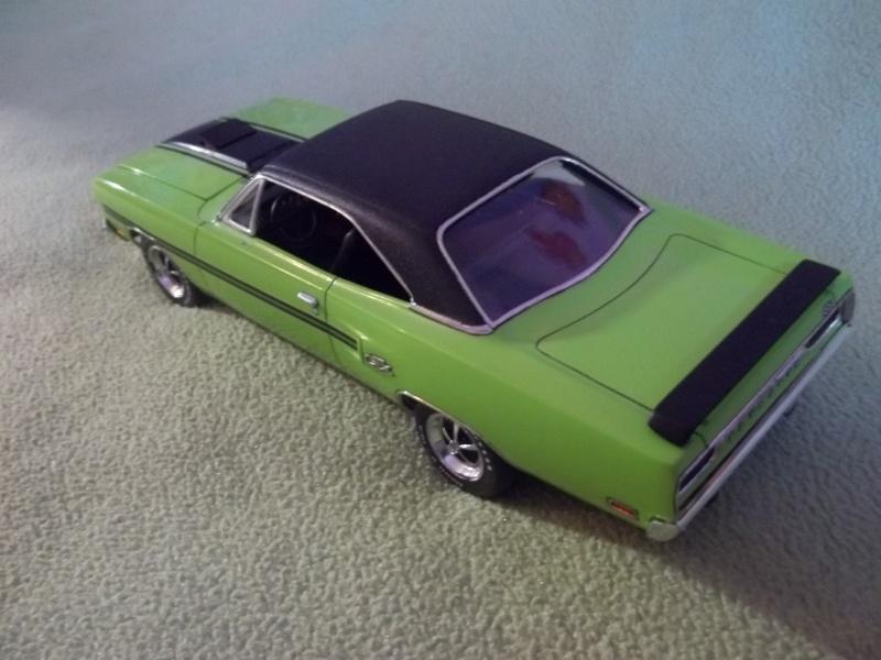 1970 Plymouth GTX Monogram 1/24 00510