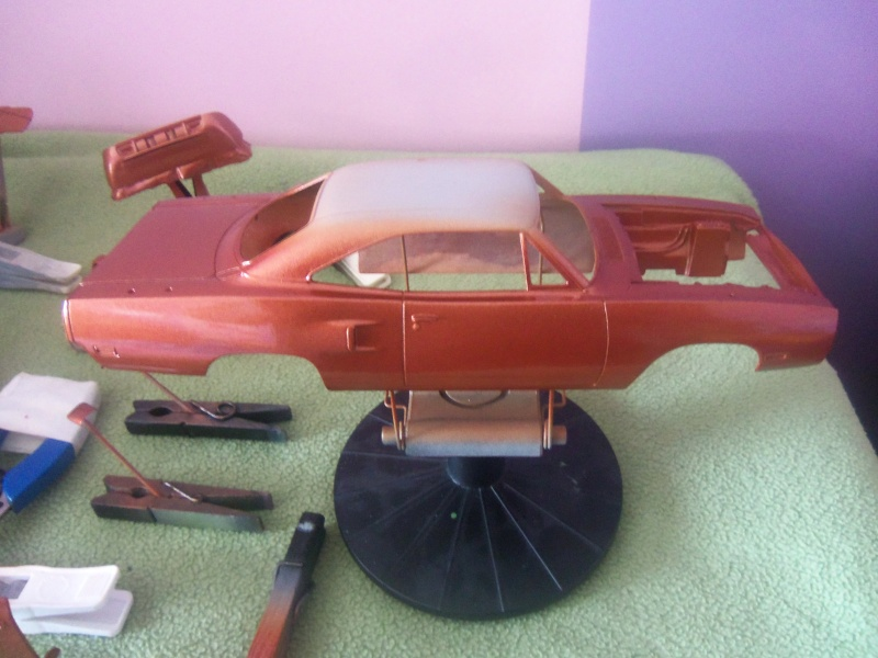 1970 Plymouth Superbird de Monogram WIP 0061010