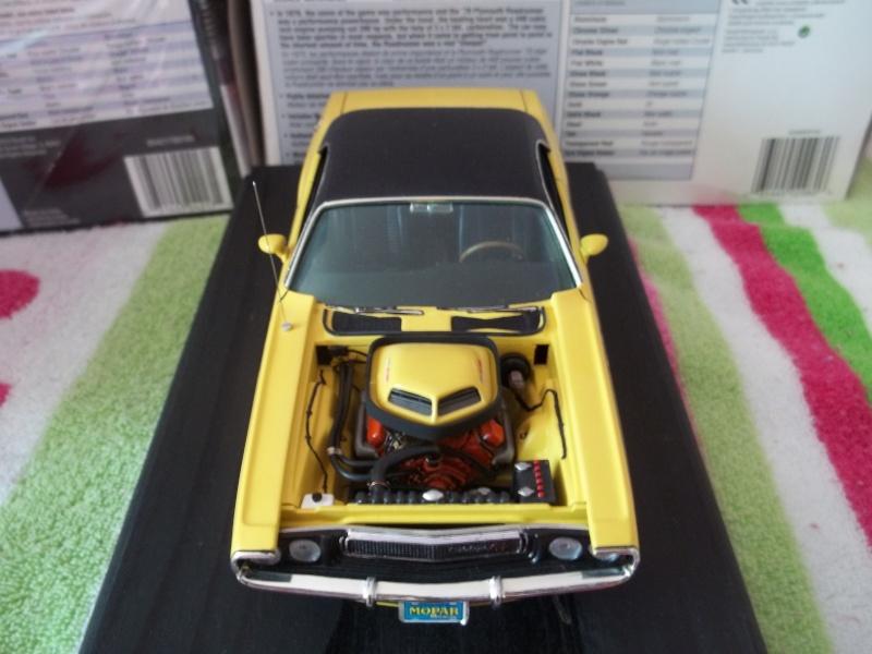 1970 Dodge Challenger R/T AMT 1:25 00811