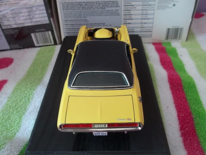 1970 Dodge Challenger R/T AMT 1:25 01111