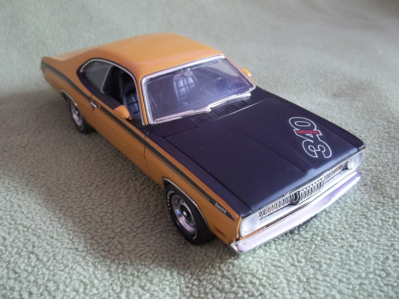 1971 Plymouth Duster 340 AMT 1/25 01410