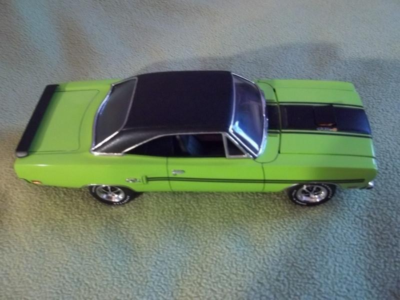 1970 Plymouth GTX Monogram 1/24 01710